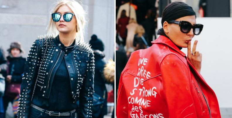 Óculos de sol, fenômeno de moda da Fashion week Parisiense